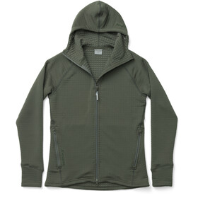 Houdini Power Air Houdi Fleece Jacket Women baremark green